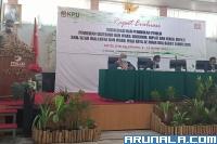 KPU Sumbar Kaji Turunnya Partisipasi Pemilih