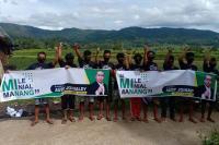 LIMAS Deklarasikan Dukung untuk Audy Joinaldy