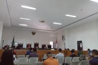 M Yamin Kahar Dihukum 30 Bulan Penjara