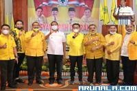 Mardison Mahyuddin kembali Jadi Ketua Partai