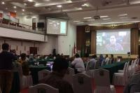 Mendes PDTT Lepas 4.219 Mahasiswa KKN Unand Secara Virtual