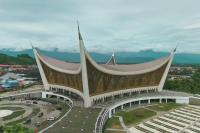 NA-IC Akan Jadikan Masjid Raya Sumbar Bercita Rasa Masjidil Haram dan Nabawi