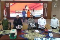 Oknum Karyawan BUMD Diduga Terlibat Perdagangan Satwa Dilindungi