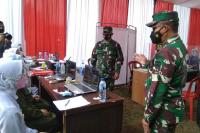 Pangdam: Nakes Garda Terdepan Penanganan Covid-19