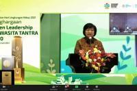 Pariaman Raih Anugerah Nirwasita Tantra 2020 dari KLHK
