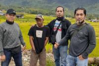 Pelaku Pencurian Ban Truk Ditangkap di Pasar Muaralabuh