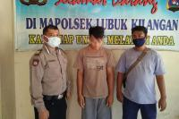 Pencuri Besi Milik PT Semen Padang Diringkus