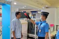 Pengawasan Penumpang dan Pengunjung Diperketat