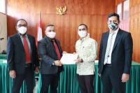 Permohonan Syahrial Ditolak Majelis Sidang KI