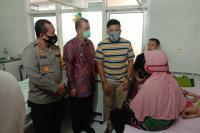Polda Sumbar Gratiskan Operasi Bibir Sumbing