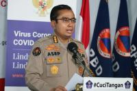 Polri Tindak 18 Kasus Penyimpangan Produksi dan Distribusi APD