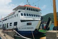 PT ASDP Padang Dapat Tambahan Satu Kapal Roro