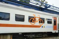PT KAI Sediakan Gerbong Khusus Sepeda ke Pariaman