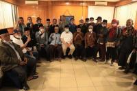 Puluhan Sasaran Silek di Padangpariaman Dukung Nasrul Abit Jadi Gubernur