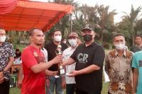 Ramadhan FC Padang Juara Turnamen U-35