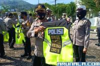 Sehari 822 Kasus Pelanggaran Operasi Yustisi di Pessel