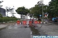 Kota Padang Tutup Seluruh Objek Wisata