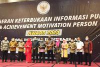 Dua Anggota DPR RI Raih Achievment Motivation Person Award