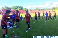 Semen Padang FC Liburkan Pemain Satu Minggu