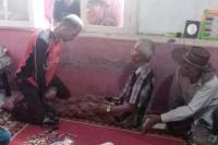 Sempat Dilaporkan Hilang, Ramli Ditemukan Kelelahan di Pondok Peladang