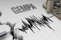 Senin Siang Dua Gempa Tektonik Guncang Mentawai