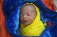Seorang Bayi Diberi Nama Mahyeldi Audy Al Hakim