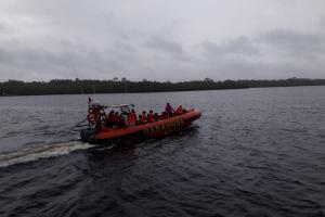 Seorang Nelayan Sikabaluan Hilang Kontak di Perairan Mentawai