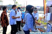 Tekan Kenaikan Harga, Dinas Perdagangan Gelar Pasar Murah di Lima Titik