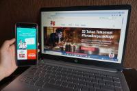 Telkomsel Serahkan Kuota Belajar Gratis