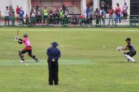Tim Cricket Sumbar Optimistis di Kelas Egthies