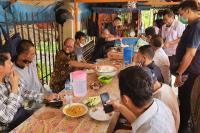 Tingkatkan Silaturahmi dengan Balanjuang Bersama