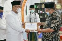 TSR Pemko Pariaman Kunjungi Masjid Taqwa Taratak