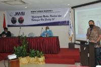 Wagub: Harapkan Media Siber Edukasi Masyarakat Soal Covid