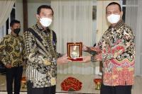 Wali Kota Pekanbaru Puji Genius Umar