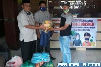 Wali Nagari Salimpaung Apresiasi Pengurus Porsa
