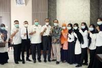Yulian Efi Apresiasi Program Nusantara Sehat di Solsel