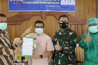 Yusirwan Yusuf: Jadi Garda Terdepan Vaksinasi Penting Bagi Nakes